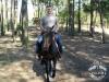 36 Konie Huculskie nauka jazdy