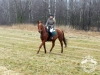 4 Konie Huculskie nauka jazdy