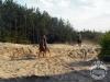 41 Konie Huculskie nauka jazdy