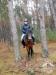 7 Konie Huculskie nauka jazdy